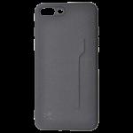 Coque Trendy Gris pour Apple iPhone 7/8 Plus