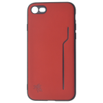 Coque Trendy Rouge pour Apple iPhone 7/8