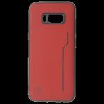 Coque Trendy Rouge pour Samsung S8