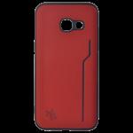 Coque Trendy Rouge pour Samsung A3 2017