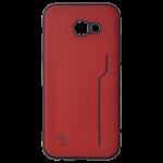 Coque Trendy Rouge pour Samsung A5 2017