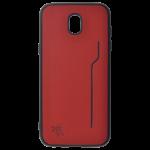 Coque Trendy Rouge pour Samsung J5 2017