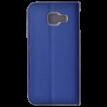 Etui Folio Magnet Bleu pour Samsung A3 2016