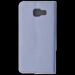 Etui Folio Magnet Argent pour Samsung A5 2016