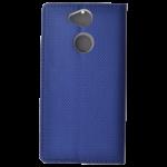 Etui Folio Magnet Bleu pour Sony XA2