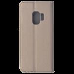 Etui Folio Magnet Or pour Samsung S9