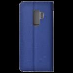 Etui Folio Magnet Bleu pour Samsung S9 Plus