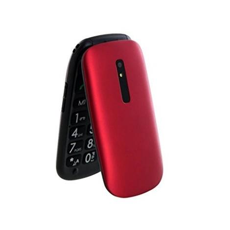 GSM TELEFUNKEN COSI TM220 ROUGE