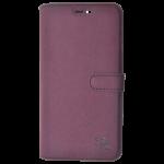 Étui Folio Trendy Violet pour Samsung A6 2018
