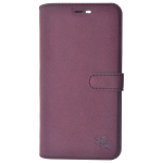 Étui Folio Trendy Violet pour Samsung A6 Plus 2018