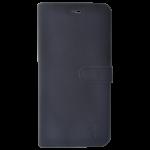Étui Folio Trendy Noir pour Samsung A6 Plus 2018