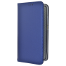 Étui Folio Magnet Bleu pour Samsung A6 2018