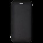 Étui Folio 360 Magnet Noir pour Samsung A6 Plus 2018