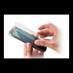 Verre Trempé 2D Transparent pour Samsung A8 2018