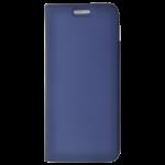 Étui Folio Premium Bleu pour Samsung A8 2018