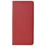 Étui Folio Magnet Rouge pour Samsung J3 2017