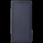 Etui Folio Magnet Noir pour Motorola E4 Plus