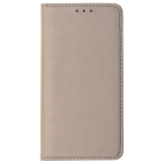 Etui Folio Magnet Or pour Samsung J3 2017