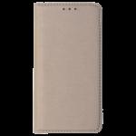 Etui Folio Magnet Or pour Samsung S6 Edge