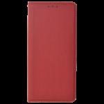 Étui Folio Magnet Rouge pour Huawei P10 Lite