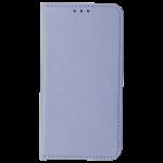 Etui Folio Magnet Argent pour Huawei Y6 II