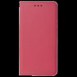 Etui Folio Magnet Rose Fuchsia pour Huawei Honor Y6 Pro 2017