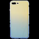 Coque Caméléon Bleu pour Apple iPhone 7/8 Plus