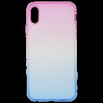 Coque Caméléon Violet/Vert pour Apple iPhone X / XS