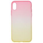 Coque Caméléon Rose/Or pour Apple iPhone X / XS