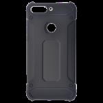 Coque Defender II Noir pour Huawei Y7 2018