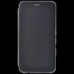 Étui Folio 360 Magnet Noir pour Huawei P20 Lite