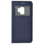 Étui Folio Fenêtre Bleu pour Samsung S9