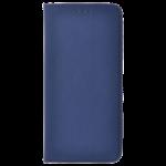 Étui Folio Magnet Bleu pour Huawei P20 Lite