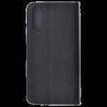 Étui Folio Magnet Noir pour Huawei P20