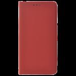 Étui Folio Magnet Rouge pour Huawei P20 Lite