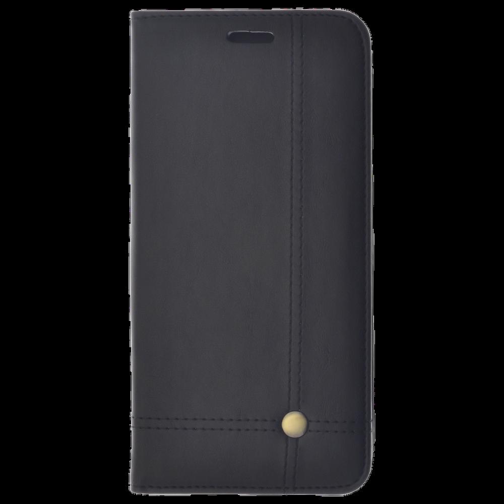 201 Tui Folio Prestige Noir Pour Huawei Mate 20 Lite