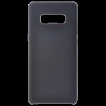 Coque Silicone Liquide Noir pour Samsung Note 8