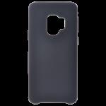 Coque Silicone Liquide Noir pour Samsung S9
