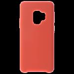 Coque Silicone Liquide Rouge pour Samsung S9