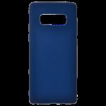Coque TPU Soft Touch Bleu Samsung Note 8