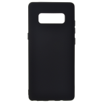 Coque TPU Soft Touch Noir Samsung Note 8