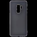 Coque TPU Soft Touch Noir pour Samsung S9 Plus