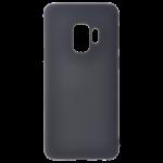 Coque TPU Soft Touch Noir pour Samsung S9