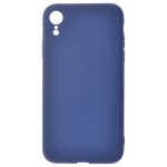 Coque TPU Soft Touch Bleu Apple iPhone XR