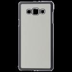 Coque Rigide Noir et plaque Alu pour Samsung S7