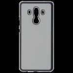 Coque Rigide Noir et plaque Alu pour Huawei Mate 10 Pro