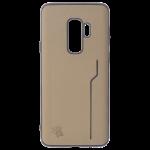 Coque Trendy Or pour Samsung S9 Plus