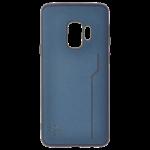Coque Trendy Bleu pour Samsung S9