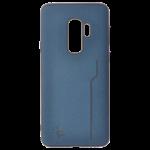 Coque Trendy Bleu pour Samsung S9 Plus