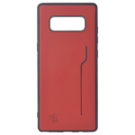 Coque Trendy Rouge pour Samsung Note 8